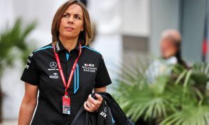 Claire Williams: Criticism 'just makes me fight even harder'