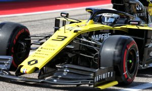 Renault performance in Austin 'really encouraging' - Ricciardo