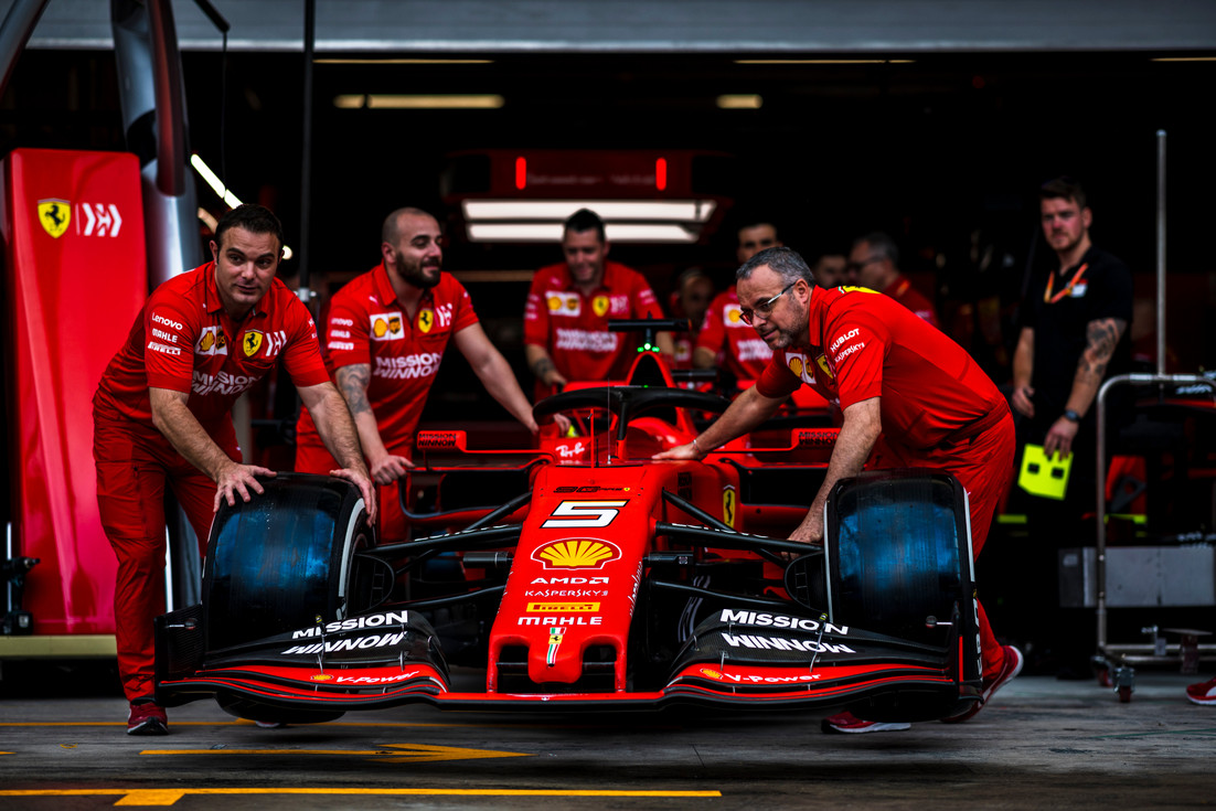 Ferrari allegedly struggling with 'worse than expected' 2020 car - F1i.com