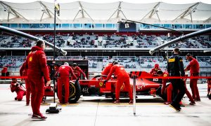 Ferrari drivers admit race pace needs improvement