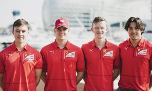 Ferrari Driver Academy selects its 2020 F2 young guns