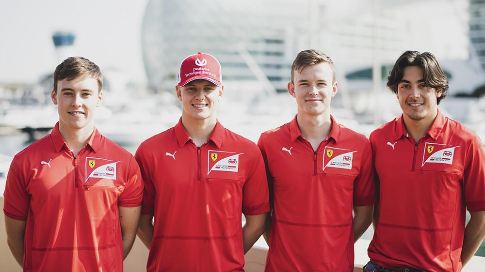 Ferrari Driver Academy Selects Its 2020 F2 Young Guns