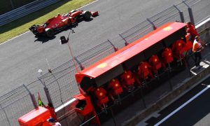 Another FIA technical directive aimed at Ferrari?