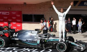 Brawn lauds great champion Hamilton's 'unique way'