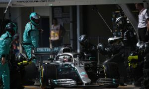 Mercedes admit late Hamilton pitstop was 'plain dumb'