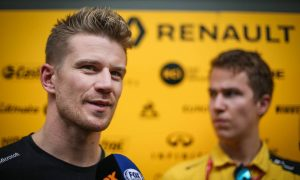 IndyCar option for Hulkenberg in 2020 fades away