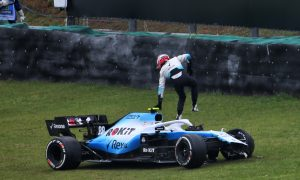 Shocked Kubica lost it 'in a very nasty way' in FP2