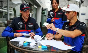 Kvyat: Experienced line-up in 2020 will benefit Toro Rosso