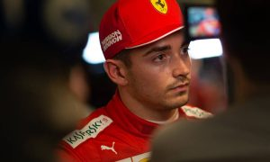 Leclerc ready to 'take some risks' after Ferrari screw up in Q3