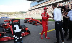 Vettel: Leclerc qualifying record 'needs to be appreciated'