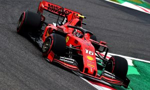 Leclerc hit with grid drop in Brazil following PU change