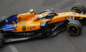 McLaren signs up BAT as principal partner for 2020