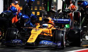 McLaren's Seidl targets pit stop improvements