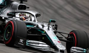 Friday performance delivers 'promising start' to Mercedes