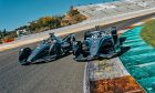 Mercedes-Benz EQ Formula E Team on track