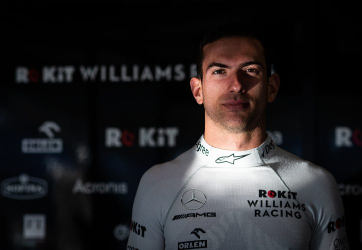 Reserve driver Nicholas Latifi to replace Kubica at Williams