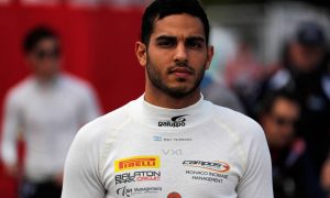 Israeli racer Roy Nissany to test with Williams at Yas Marina