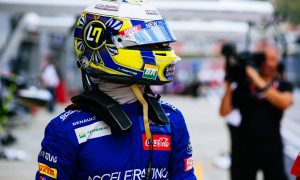 Norris racked up simulator miles ahead of Brazilian GP