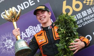 Winner Verschoor takes it all in Macau Grand Prix