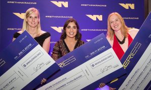 W Series girls cash in their 2019 gains!