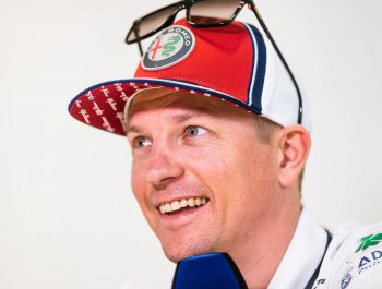 Raikkonen still in F1 at 40: 'I wouldn't have put any money on it'