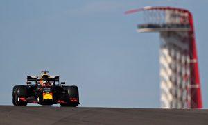 Verstappen edges Vettel in opening session at COTA