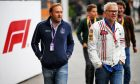 Jacques Villeneuve (CDN) (Right). 06.09.2019.