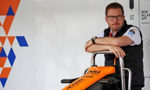 McLaren intends to go to the limit on expenditure
