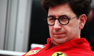 Coulthard says Binotto will sort out Ferrari's driver problem