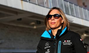 Williams insists 'two difficult years don't define a team'