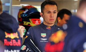 Albon to focus on gaining car knowledge during pre-season testing