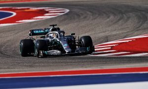 Hamilton ends the day on top in FP2 at COTA