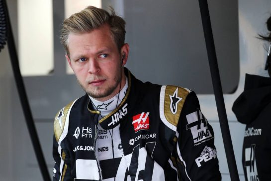Kevin Magnussen (DEN) Haas F1 Team.