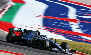 2019 United States Grand Prix - Qualifying results