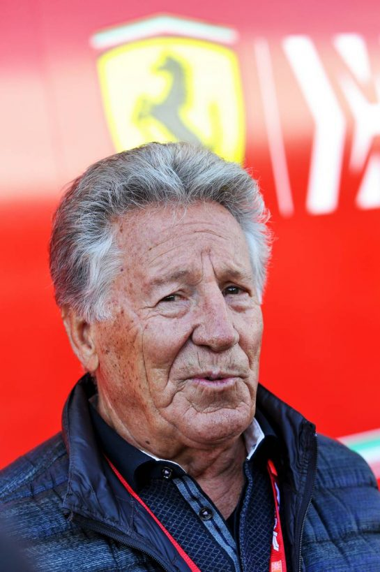 Mario Andretti (USA).