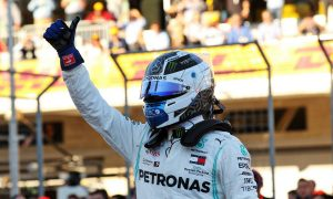 Bottas seals crucial US pole, Hamilton only fifth fastest