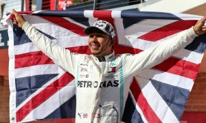 Hamilton unfazed by prospect of never being knighted