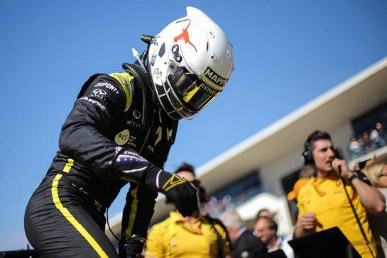 Daniel Ricciardo (AUS), Renault F1 Team 03.11.2019. Formula 1 World Championship, Rd 19, United States Grand Prix, Austin, Texas, USA, Race Day. - www.xpbimages.com, EMail: requests@xpbimages.com © Copyright: Charniaux / XPB Images