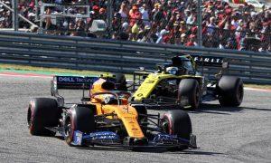 McLaren's Norris: One corner short of snatching P6