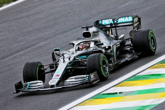 Lewis Hamilton (GBR) Mercedes AMG F1 W10. 15.11.2019. Formula 1 World Championship, Rd 20, Brazilian Grand Prix, Sao Paulo, Brazil, Practice Day. - www.xpbimages.com, EMail: requests@xpbimages.com © Copyright: Moy / XPB Images