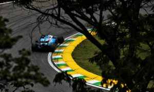 2019 Brazilian Grand Prix Free Practice 2 - Results