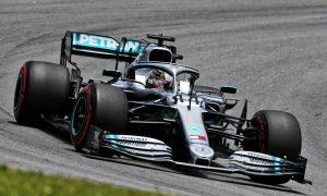 Hamilton leads Verstappen in final free practice in Brazil