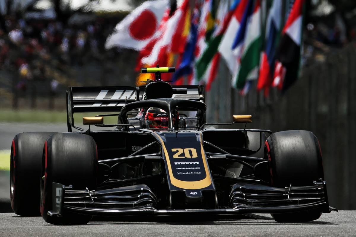 Kevin Magnussen (DEN) Haas VF-19. 16.11.2019.