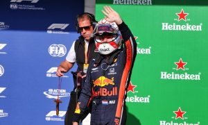Verstappen fends off Vettel for Brazilian GP pole