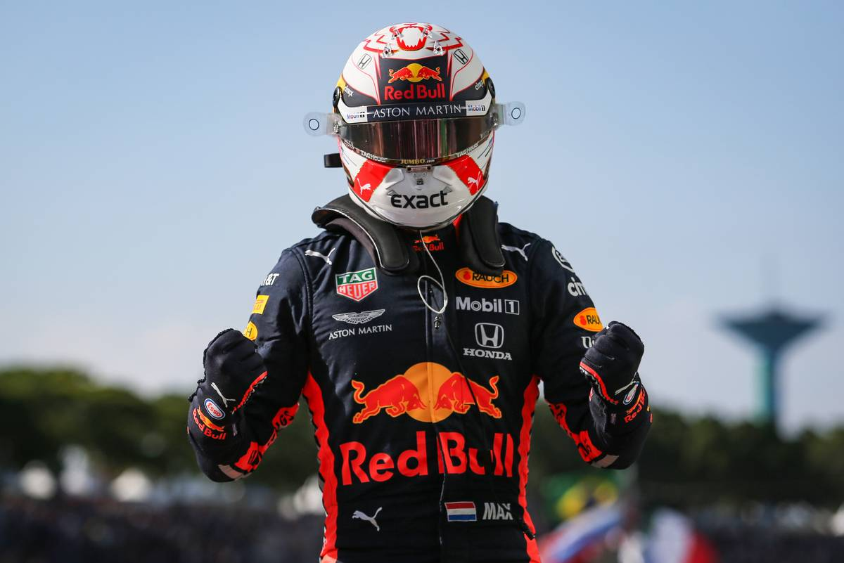 Max Verstappen (NLD), Red Bull Racing 16.11.2019.