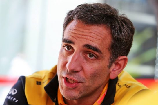 Cyril Abiteboul (FRA) Renault Sport F1 Managing Director. 17.11.2019. Formula 1 World Championship, Rd 20, Brazilian Grand Prix, Sao Paulo, Brazil, Race Day. - www.xpbimages.com, EMail: requests@xpbimages.com © Copyright: Moy / XPB Images