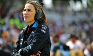 Claire Williams steps down as deputy team principal as family leaves F1