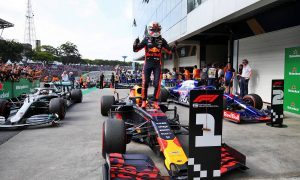 Brazilian GP: Sunday's action in pictures