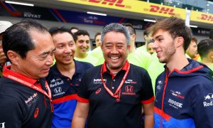 Brazil triumph sees Honda targeting 2021 F1 extension