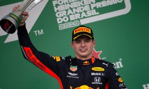 Victorious Verstappen 'had to keep pushing all the time'